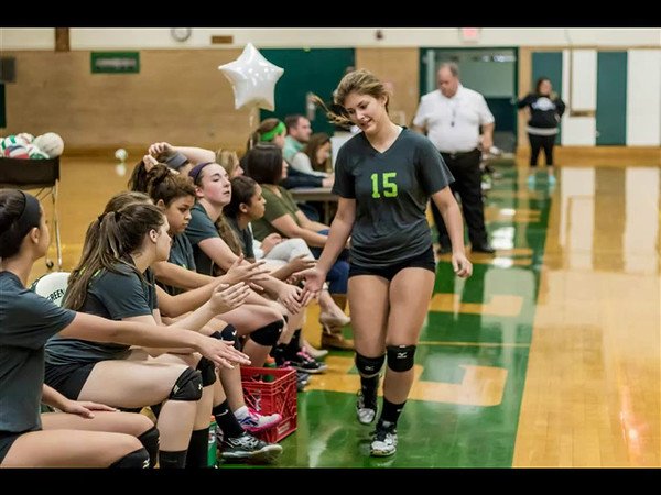 DHS Volleyball 2015 Videos