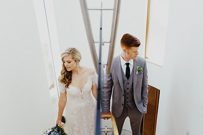 David & Kate. Married.