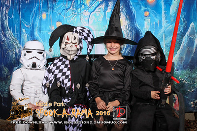KP Spook-A-Rama 10-22-16
