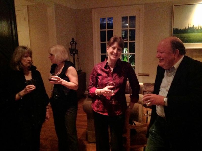 Janet Dean, Hedy Baker, Nora Hahn, Steve