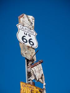 Rt 66 California