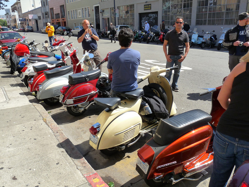 Outside Scooter Works