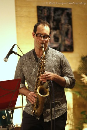 Sacramento Jazz Coop presents the Jacam Manricks Quartet 07 17 17