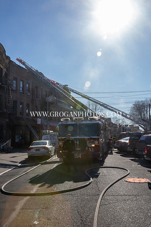 Queens 2nd Alarm Box 7976 93-30 43 Ave 3/15/20