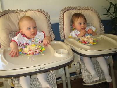 Emma & Isabel's 1st Birthday Party
