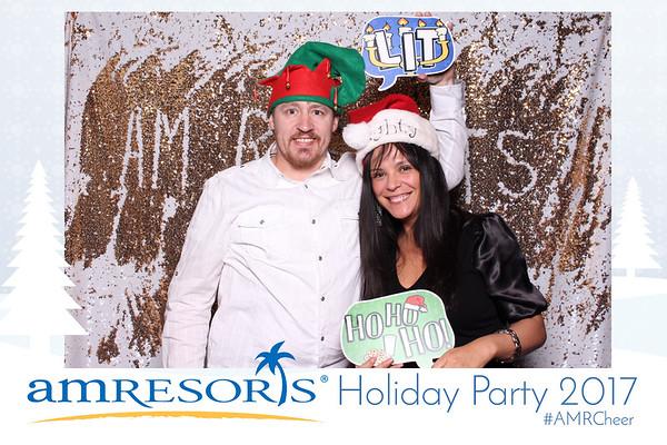 12-13-17 AMResorts Holiday Party