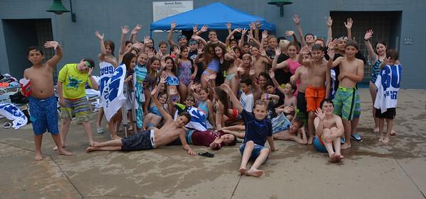 Burton 5th Grade Party