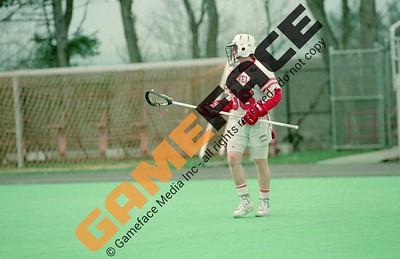 1991-1992 Men's Lacrosse