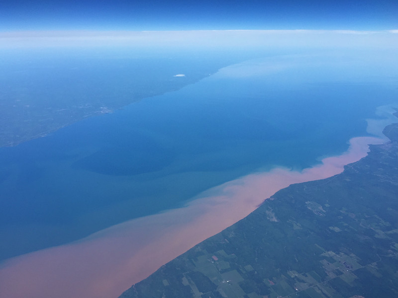 Lake Superior - western end