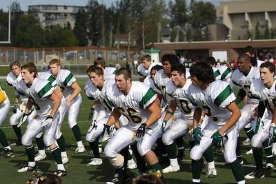 Varsity Football - Service vs Eagle River - 082209
