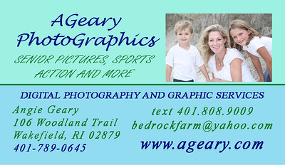 Contact AGeary PhotoGraphics