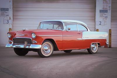 1955 BelAir Hardtop