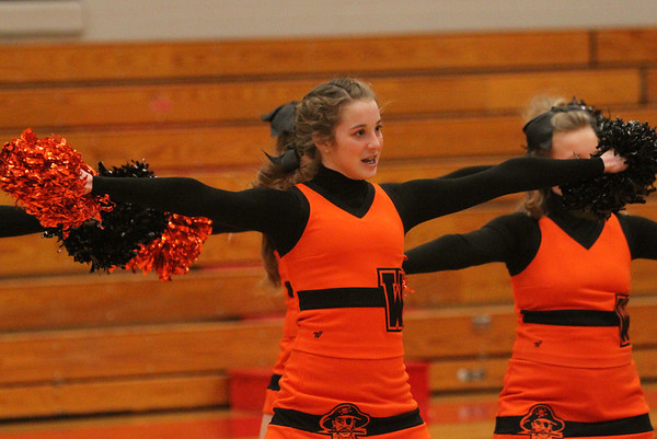 Junior High:  Northwest vs. Wheelersburg 7th grade Boys 2014