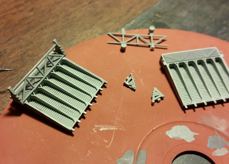 150918: LHD-5 Aircraft Elevator platform detail.  Fit is excellent.
