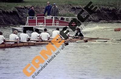 1982-1983 Men's Crew
