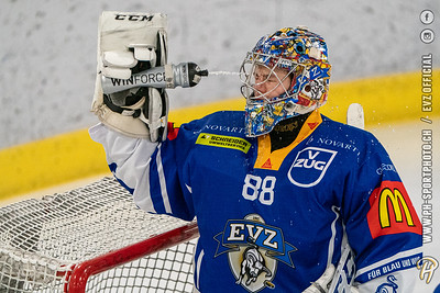 EVZ U20-Elit - HC Davos
