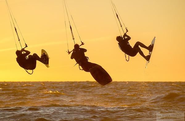 Kite Boarding Naples