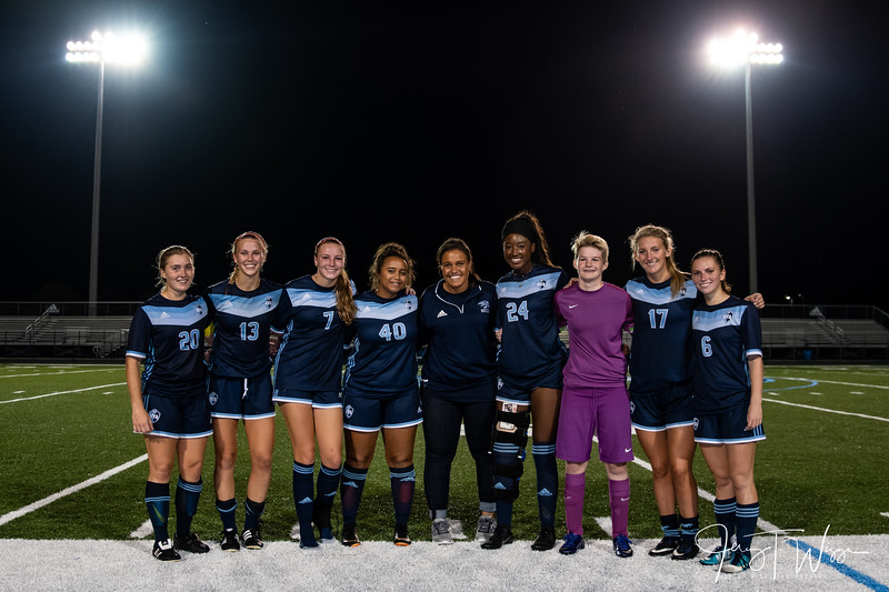 10-2-18 HVA vs OR Senior Night