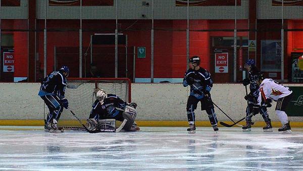 Blackburn Hawks V's Solway Sharks 03-03-13