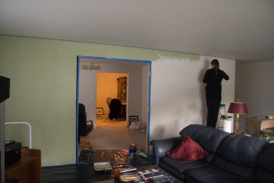 Front Room Painting