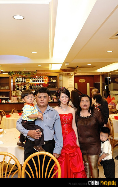 and with her brother's family... :)