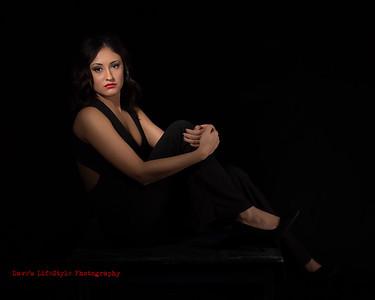 Jennifer Holifield-noir project