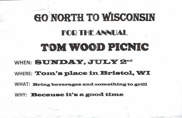 20170702 Annual TOM WOOD PICNIC