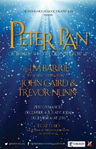Peter Pan - December 2014