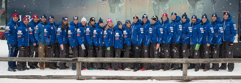 Davos WC - Team Pictures - 12/8/17
