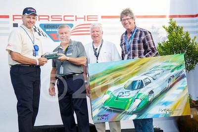 2015 Porsche Rennsport Reunoin Concours Awards