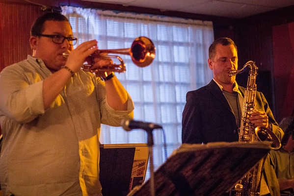 The Hughes/Smith Quintet @ Motor City Wine - August 1, 2015