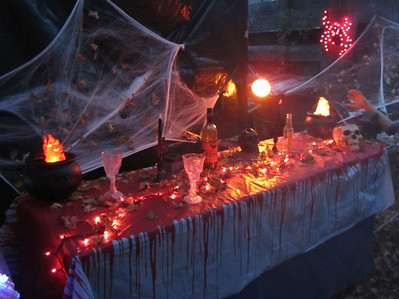 Laurel Drive Haunted House 2012