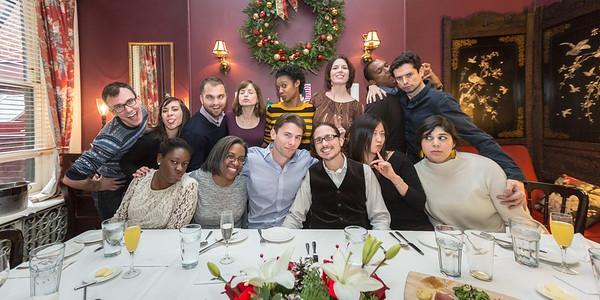 2014-12 Farewell Brunch @ Tabard Inn