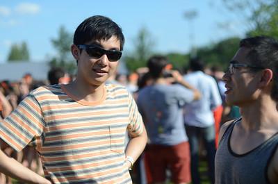 Princeton Reunions 2013