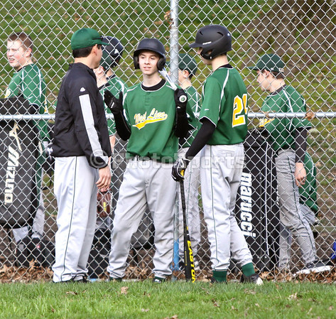 2013 West Linn Freshman Baseball