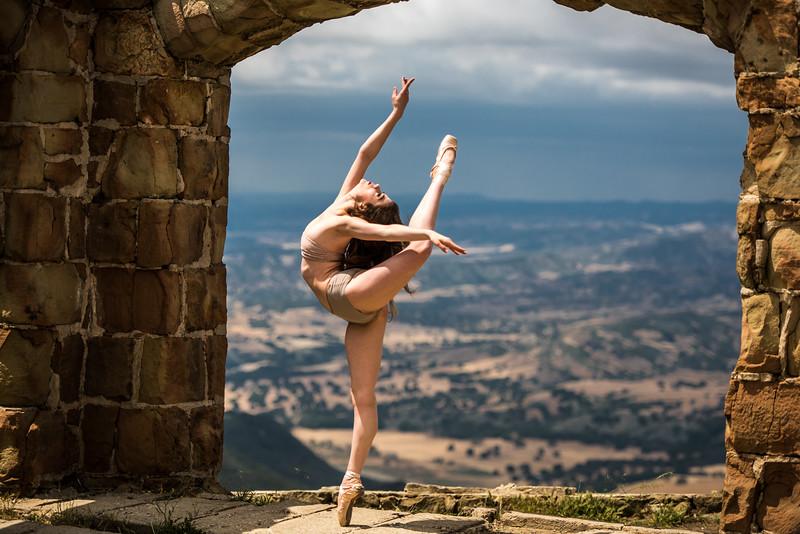 Nikon D810 Epic Fine Art Ballerina Goddess Dancing Ballet!  Dr. Elliot McGucken Fine Art Ballet!