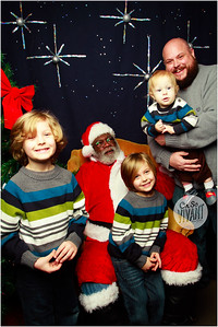 Pictures with Santa in Old North