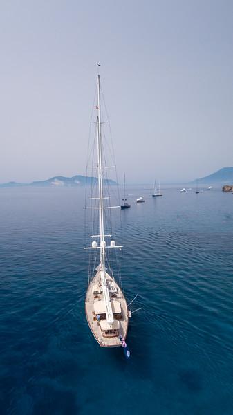 Sail Yacht malta