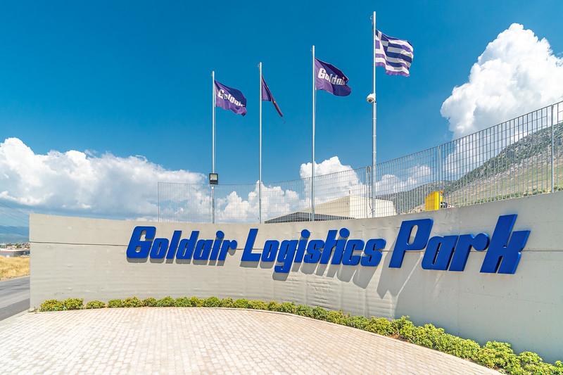 GOLDAIR CARGO, Transportation & Logistics