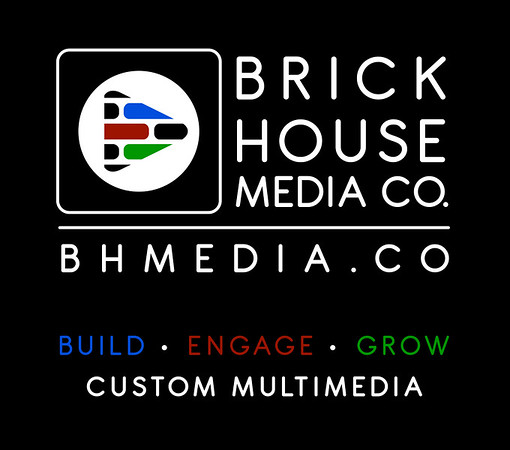 Brick House Media Logo Ideas rev006