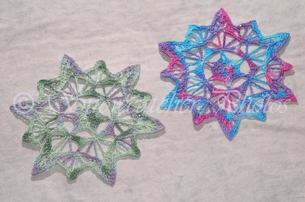Columbine Mine Snowflakes