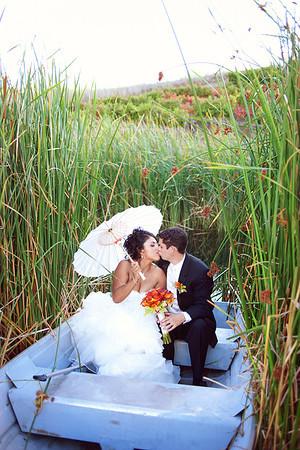 Richard and Sabrina Wedding