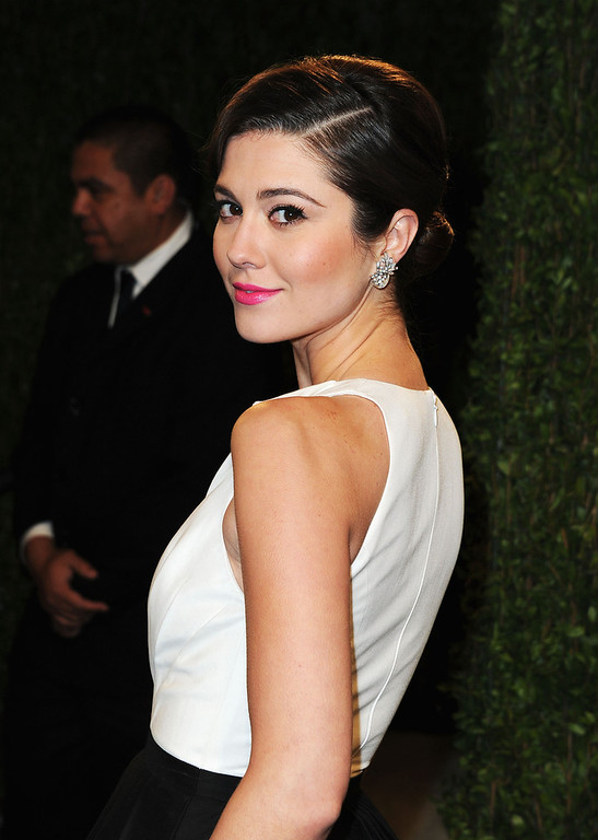 . Actress Mary Elizabeth Winstead arrives at the 2013 Vanity Fair Oscar Party hosted by Graydon Carter at Sunset Tower on February 24, 2013 in West Hollywood, California.  (Photo by Pascal Le Segretain/Getty Images)