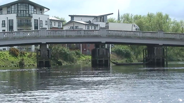 2012-04-13 Limerick City Bridges for RiverFest