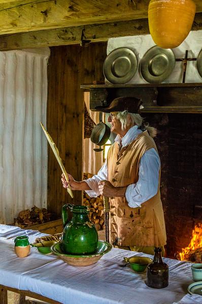 L'homme de Louisbourg
