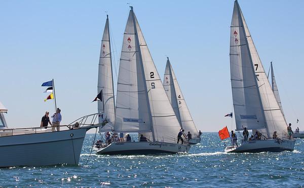 Multiple Boats - Saturday