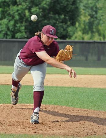 Morton at Willowbrook baseball