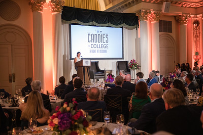 Caddies to College: A Night at Medinah