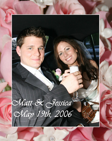 Matt & Jess Wedding Collage