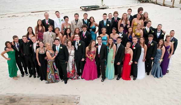 St. Bernard Prom 2011